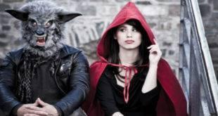 Capuchinho vermelho e o Lobo | A Casa do Carnaval.pt Blog