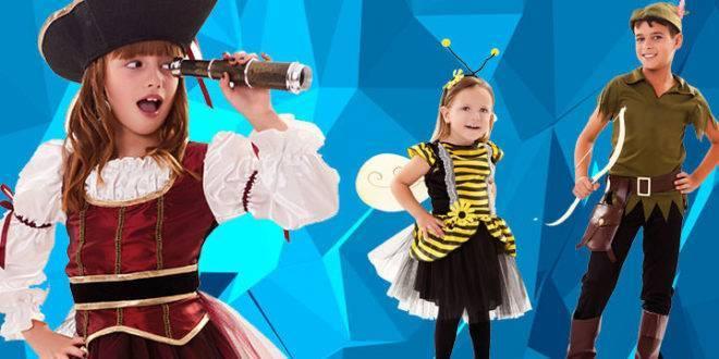 Fatos para crianças novidades originais | A Casa do Carnaval.pt Blog
