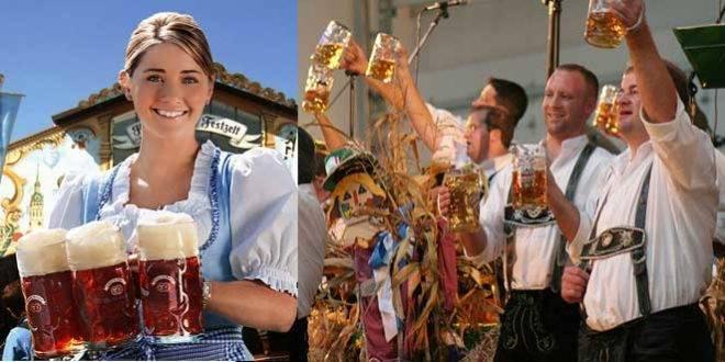 Oktoberfest 2017 a Festa da Cerveja