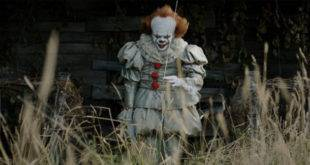 IT 2017 O palhaço assassino, fatos para Halloween