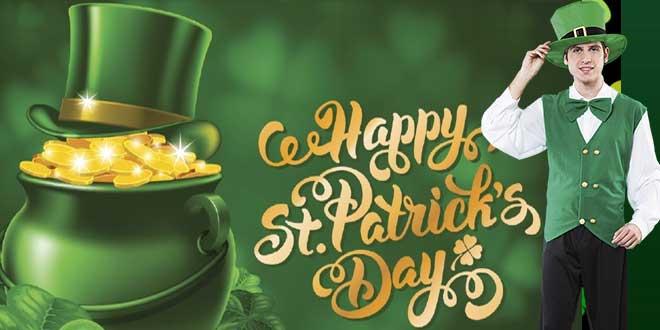 saint patricks day - Disfarces Leprechaun