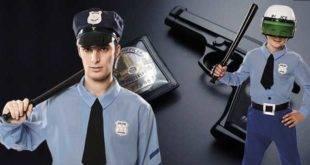 Fatos de carnaval de policia