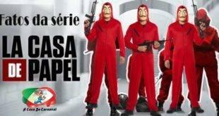 Disfarce da série La Casa de Papel é top de vendas