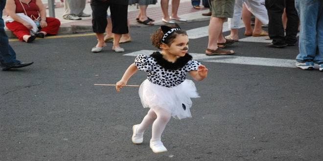 Fatos Carnaval Bebe – Porque as crianças devem ir mascaradas para o infantário