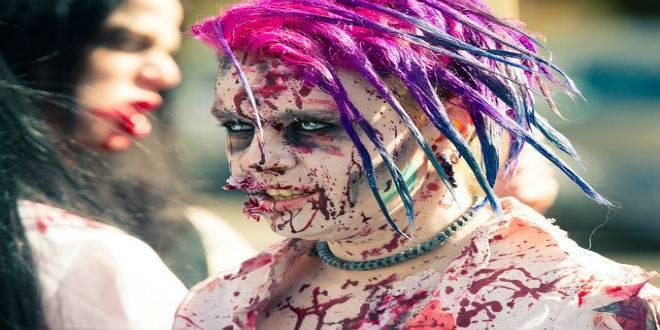 Disfarce de Zombie – A melhor máscara de Halloween para este ano
