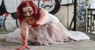 Maquilhagem de zombie – Como fazer a sua