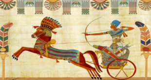 Disfarces de egípcios – Nada melhor do que ser da realeza por um dia