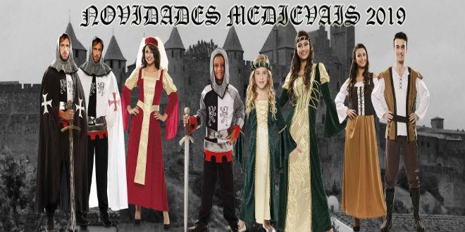 Disfarces medievais – Mais uma grande fantasia para toda a família