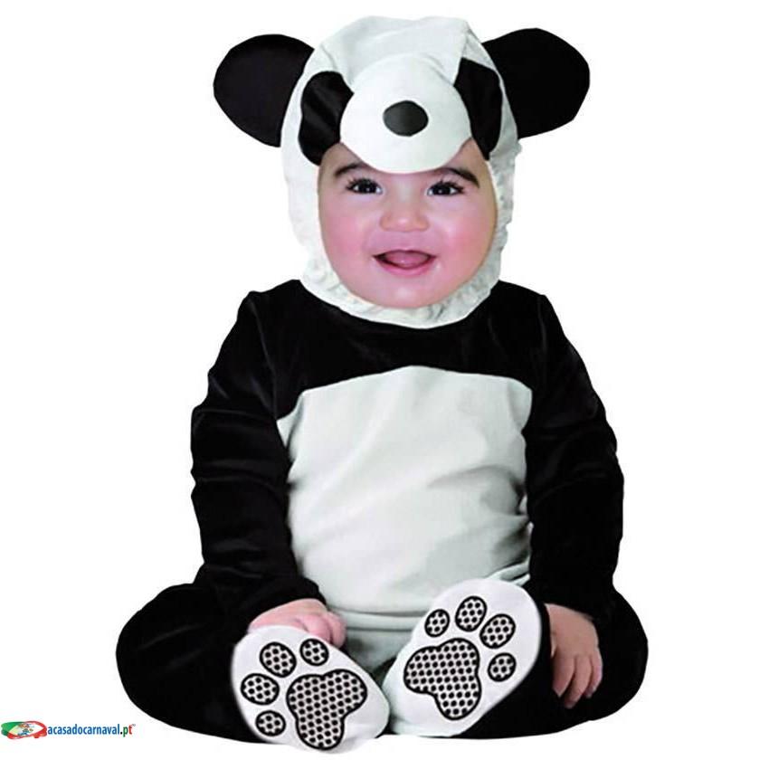 Comprar Fato Panda Criança Bebé 743 Loja Disfarces Acasadocarnaval Pt