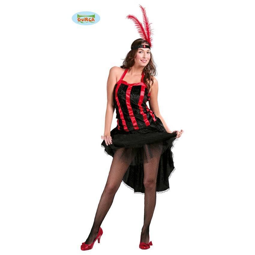 1ae99975f Comprar Fato Cabaret Adulto 107 Loja de Disfarces ACasaDoCarnaval.pt
