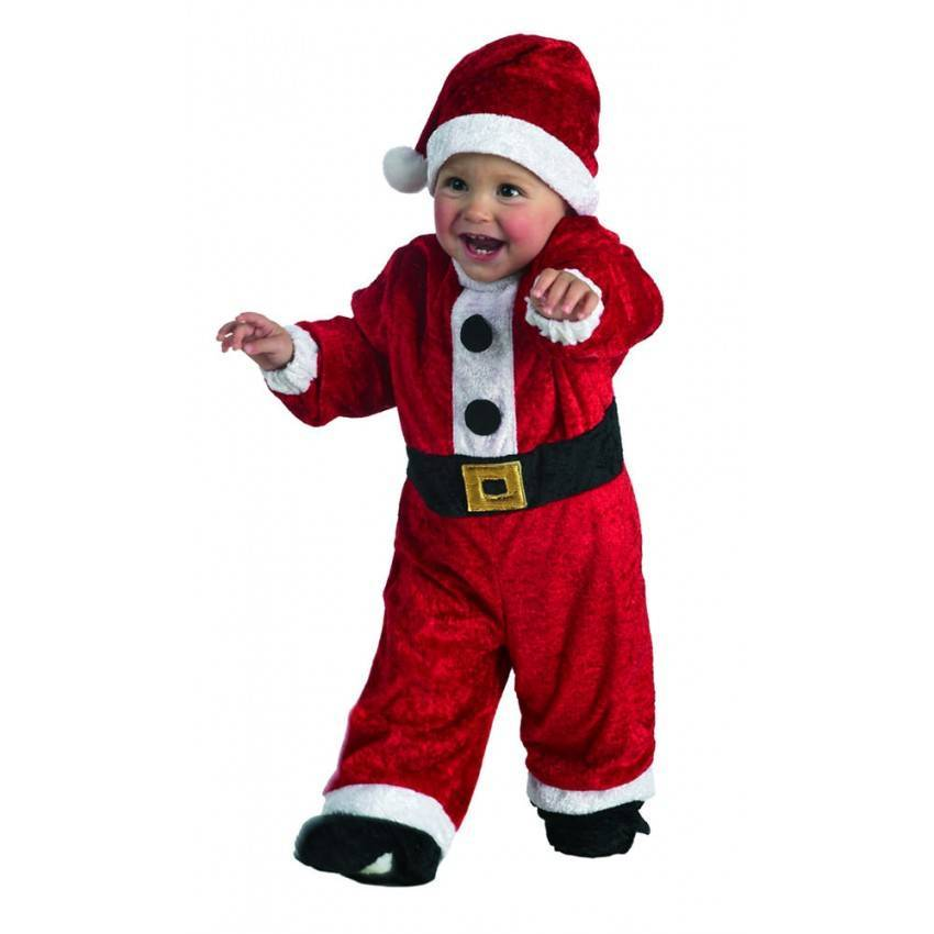 e4a60f5bb687 Fato de Bebé Pai Natal 1 a 3 Anos 609 | ACasadoCarnaval.pt