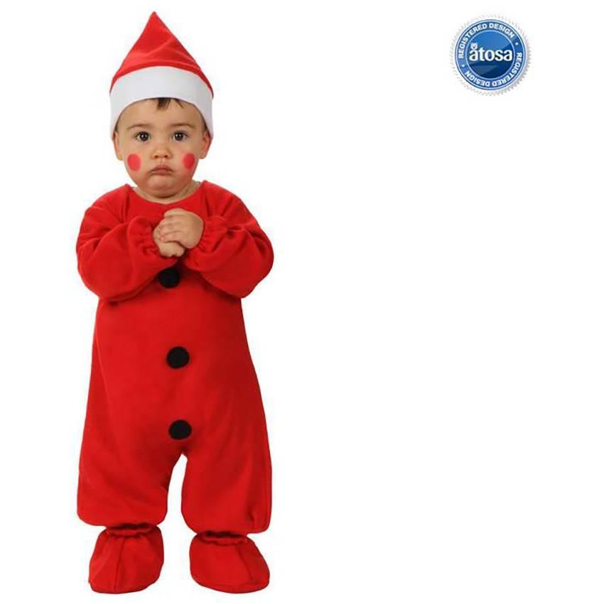 18d6a3fcc5d0 Comprar Fato Pai Natal Bebé 147 Loja de Disfarces ACasaDoCarnaval.pt