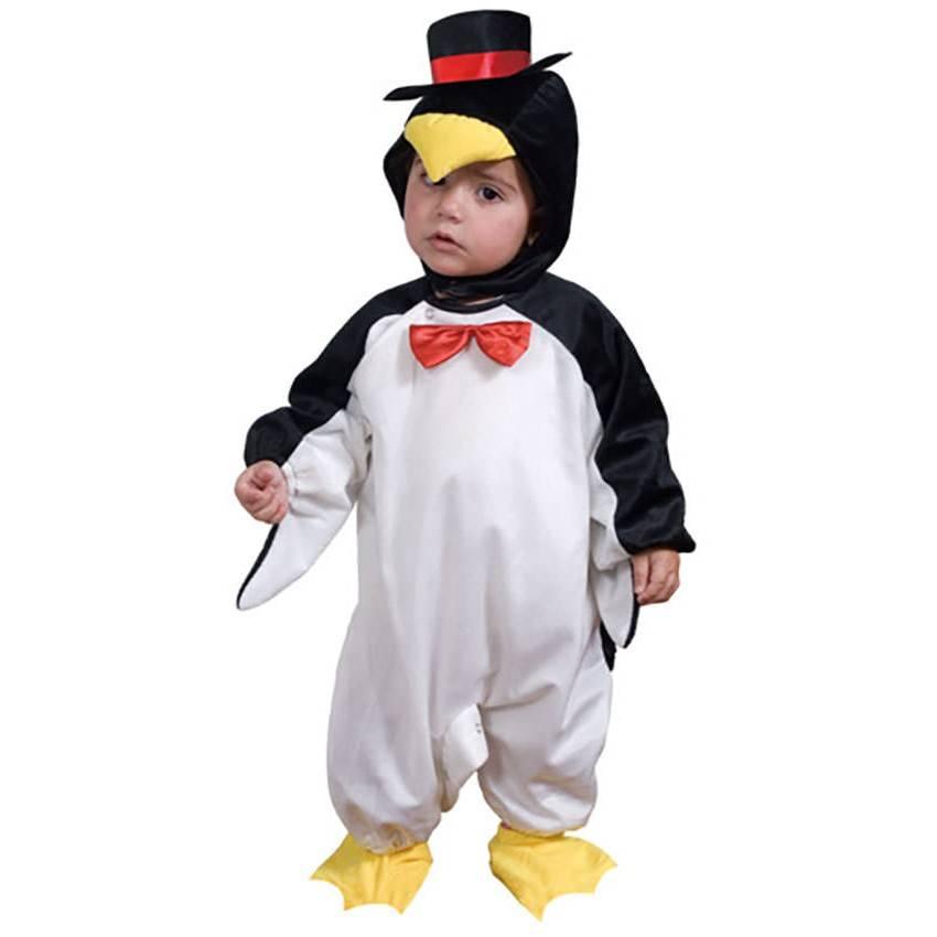 b85670c6289b outras imagens do produto. Fato Pinguim Criança Bebé ...