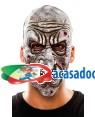Máscara vampiro látex Acessórios para disfarces de Carnaval ou Halloween