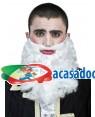 Barbas de Rei Castanha, Loja de Fatos Carnaval, Disfarces, Artigos para Festas, Acessórios de Carnaval, Mascaras, Perucas, Chapeus 562 acasadocarnaval.pt
