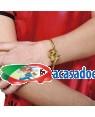 Braçelete Serpente, Loja de Fatos Carnaval, Disfarces, Artigos para Festas, Acessórios de Carnaval, Mascaras, Perucas, Chapeus 400 acasadocarnaval.pt