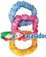 Colar Havaiano (2 unidades) 91cm , Loja de Fatos Carnaval, Disfarces, Artigos para Festas, Acessórios de Carnaval, Mascaras, Perucas 928 acasadocarnaval.pt