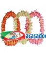 Colar Havaiano (6 unidades) 91cm, Loja de Fatos Carnaval, Disfarces, Artigos para Festas, Acessórios de Carnaval, Mascaras, Perucas 123 acasadocarnaval.pt