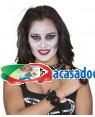 Colar Pulseira Anillo Caveiras, Loja de Fatos Carnaval, Disfarces, Artigos para Festas, Acessórios de Carnaval, Mascaras, Perucas 278 acasadocarnaval.pt