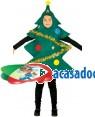 Fato Arvore de Natal adornado para Menino Loja de Fatos Carnaval, Disfarces, Artigos para Festas, Acessórios de Carnaval, Mascaras Perucas 299 acasadocarnaval.pt