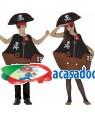 Fato Barco Pirata Unisex, Loja de Fatos Carnaval, Disfarces, Artigos para Festas, Acessórios de Carnaval, Mascaras, Perucas, Chapeus 993 acasadocarnaval.pt