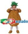 Fato Bebé Ananás, Loja de Fatos Carnaval, Disfarces, Artigos para Festas, Acessórios de Carnaval, Mascaras, Perucas, Chapeus 234 acasadocarnaval.pt