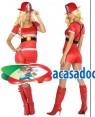 Fato Bombeira Sexy Adulto XS/S, Loja de Fatos Carnaval, Disfarces, Artigos para Festas, Acessórios de Carnaval, Mascaras, Perucas 289 acasadocarnaval.pt