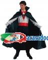 Fato Capa Vampiro Preto Adulto, Loja de Fatos Carnaval, Disfarces, Artigos para Festas, Acessórios de Carnaval, Mascaras, Perucas 393 acasadocarnaval.pt