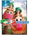 Fato De Cara Unisex Infantil, Loja de Fatos Carnaval, Disfarces, Artigos para Festas, Acessórios de Carnaval, Mascaras, Perucas 295 acasadocarnaval.pt
