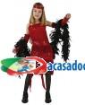 Fato Charleston Anos 20 Menina, Loja de Fatos Carnaval, Disfarces, Artigos para Festas, Acessórios de Carnaval, Mascaras, Perucas 930 acasadocarnaval.pt