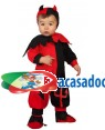 Fato Demonio Bebé para Carnaval