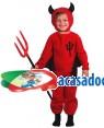 Fato Diabinho Bebé para Carnaval