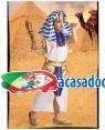 Fato Egipcia Blanca Infantil, Loja de Fatos Carnaval, Disfarces, Artigos para Festas, Acessórios de Carnaval, Mascaras, Perucas 115 acasadocarnaval.pt