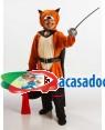 Fato Gato Con Botas Infantil, Loja de Fatos Carnaval, Disfarces, Artigos para Festas, Acessórios de Carnaval, Mascaras, Perucas 659 acasadocarnaval.pt