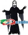 Fato Grito Fantasma Criança 70108, Loja de Fatos Carnaval acasadocarnaval.pt, Disfarces, Acessórios de Carnaval, Mascaras, Perucas, Chapeus e Fantasias