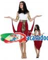 Fato Imperatriz Egipcia Sexy, Loja de Fatos Carnaval, Disfarces, Artigos para Festas, Acessórios de Carnaval, Mascaras, Perucas 714 acasadocarnaval.pt