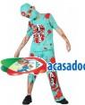 Fato Medico Zombie Menino, Loja de Fatos Carnaval, Disfarces, Artigos para Festas, Acessórios de Carnaval, Mascaras, Perucas, Chapeus 856 acasadocarnaval.pt