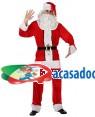 Fato Pai Natal Adulto, Loja de Fatos Carnaval, Disfarces, Artigos para Festas, Acessórios de Carnaval, Mascaras, Perucas, Chapeus 929 acasadocarnaval.pt