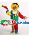 Fato Payaso Infantil, Loja de Fatos Carnaval, Disfarces, Artigos para Festas, Acessórios de Carnaval, Mascaras, Perucas, Chapeus 292 acasadocarnaval.pt