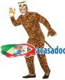 Fato Tigre Adulto M/L, Loja de Fatos Carnaval, Disfarces, Artigos para Festas, Acessórios de Carnaval, Mascaras, Perucas, Chapeus 157 acasadocarnaval.pt