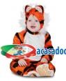 Fato Tigre Criança Bebé, Loja de Fatos Carnaval, Disfarces, Artigos para Festas, Acessórios de Carnaval, Mascaras, Perucas, Chapeus 124 acasadocarnaval.pt