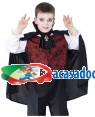 Fato Vampiro Halloween Menino 70609, Loja de Fatos Carnaval acasadocarnaval.pt, Disfarces, Acessórios de Carnaval, Mascaras, Perucas, Chapeus