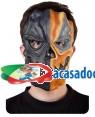 Máscara Abóbora Demônio, Loja de Fatos Carnaval, Disfarces, Artigos para Festas, Acessórios de Carnaval, Mascaras, Perucas, Chapeus 616 acasadocarnaval.pt
