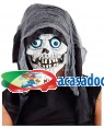 Máscara Morte com Capuz, Loja de Fatos Carnaval, Disfarces, Artigos para Festas, Acessórios de Carnaval, Mascaras, Perucas, Chapeus 104 acasadocarnaval.pt