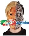 Máscara Vilão, Loja de Fatos Carnaval, Disfarces, Artigos para Festas, Acessórios de Carnaval, Mascaras, Perucas, Chapeus e Fantasias 191 acasadocarnaval.pt