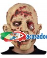 Mascara Zombie, Loja de Fatos Carnaval, Disfarces, Artigos para Festas, Acessórios de Carnaval, Mascaras, Perucas, Chapeus e Fantasias 231 acasadocarnaval.pt