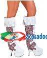 Perneiras de Vaqueiro Adulto, Loja de Fatos Carnaval, Disfarces, Artigos para Festas, Acessórios de Carnaval, Mascaras, Perucas 673 acasadocarnaval.pt