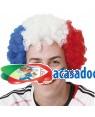 Peruca Caracóis França, Loja de Fatos Carnaval, Disfarces, Artigos para Festas, Acessórios de Carnaval, Mascaras, Perucas, Chapeus 632 acasadocarnaval.pt