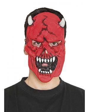 Máscara demónio  Acessórios para disfarces de Carnaval ou Halloween
