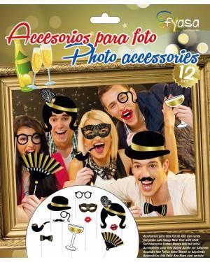 Acessórios para foto Fim de Ano com varinha Acessórios para disfarces de Carnaval ou Halloween